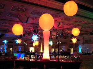 Illuminated Inflatable Lights