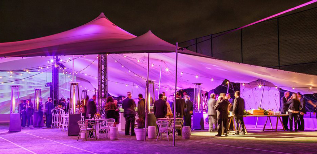 Bedouin Stretch Tents - Marquee Hire