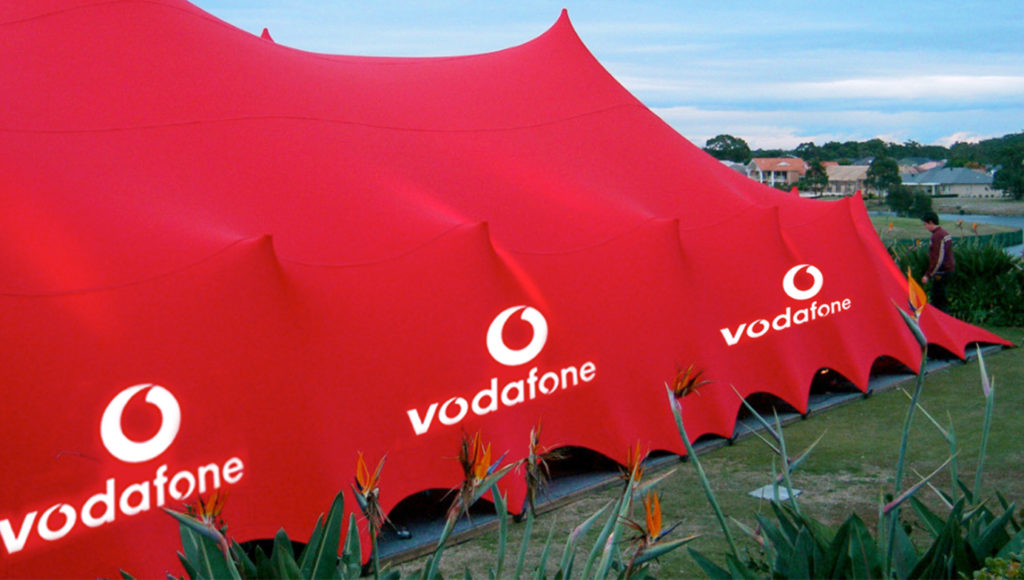 BRANDED PROMO TENTS