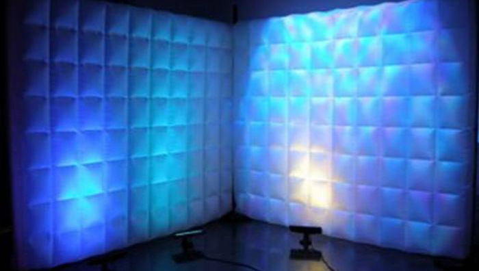 INFLATABLE WALLS