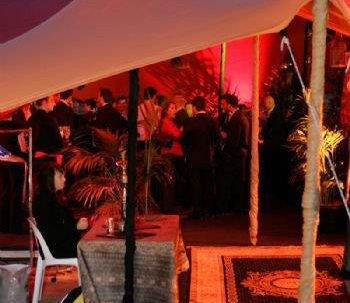 Party with a Bedouin Tent