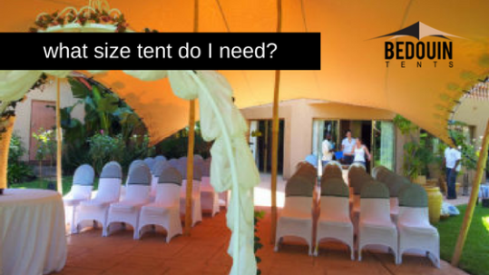 What Size Tent Do I Need?