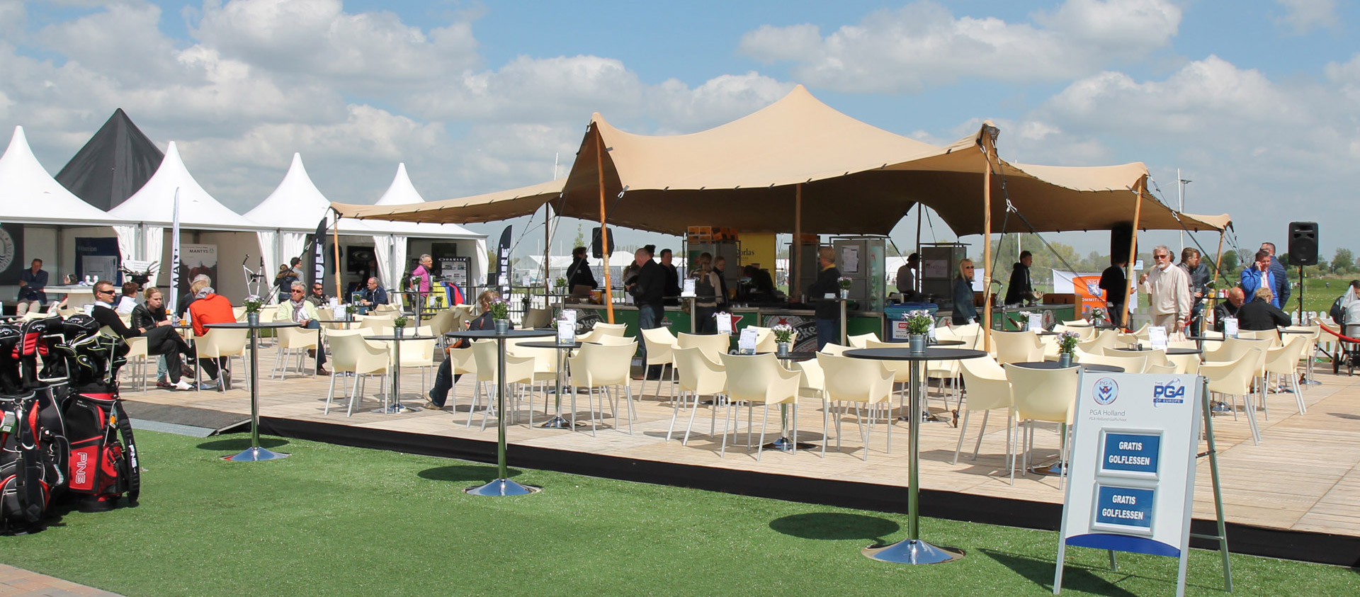 Corporate and Media Events & Home - Bedouin Tents
