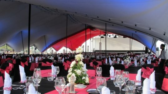 Choosing the right suppliers for your event